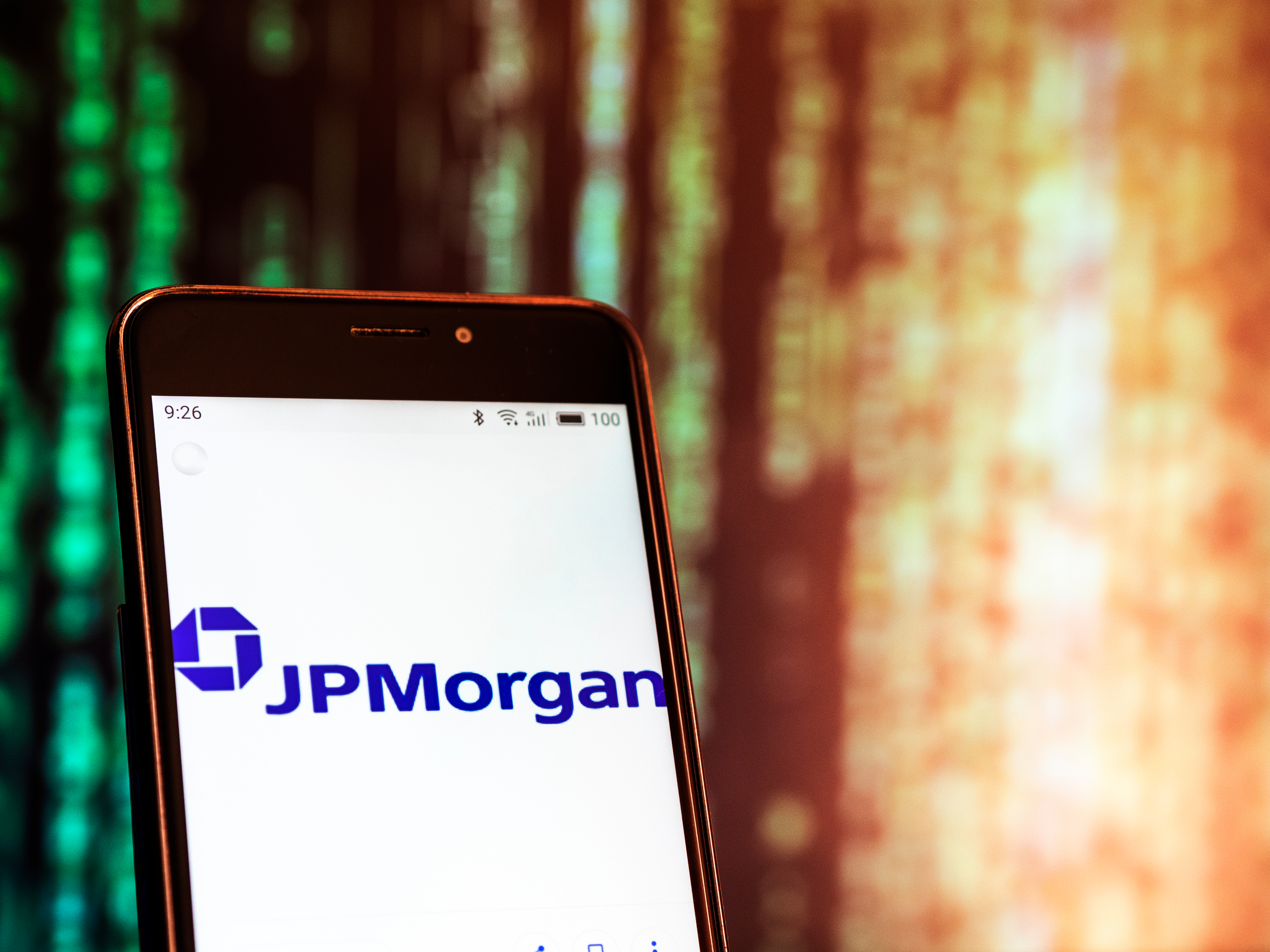JPMorgan revealed it's launching its own cryptocurrency. Shutterstock image via user Igor Golovniov