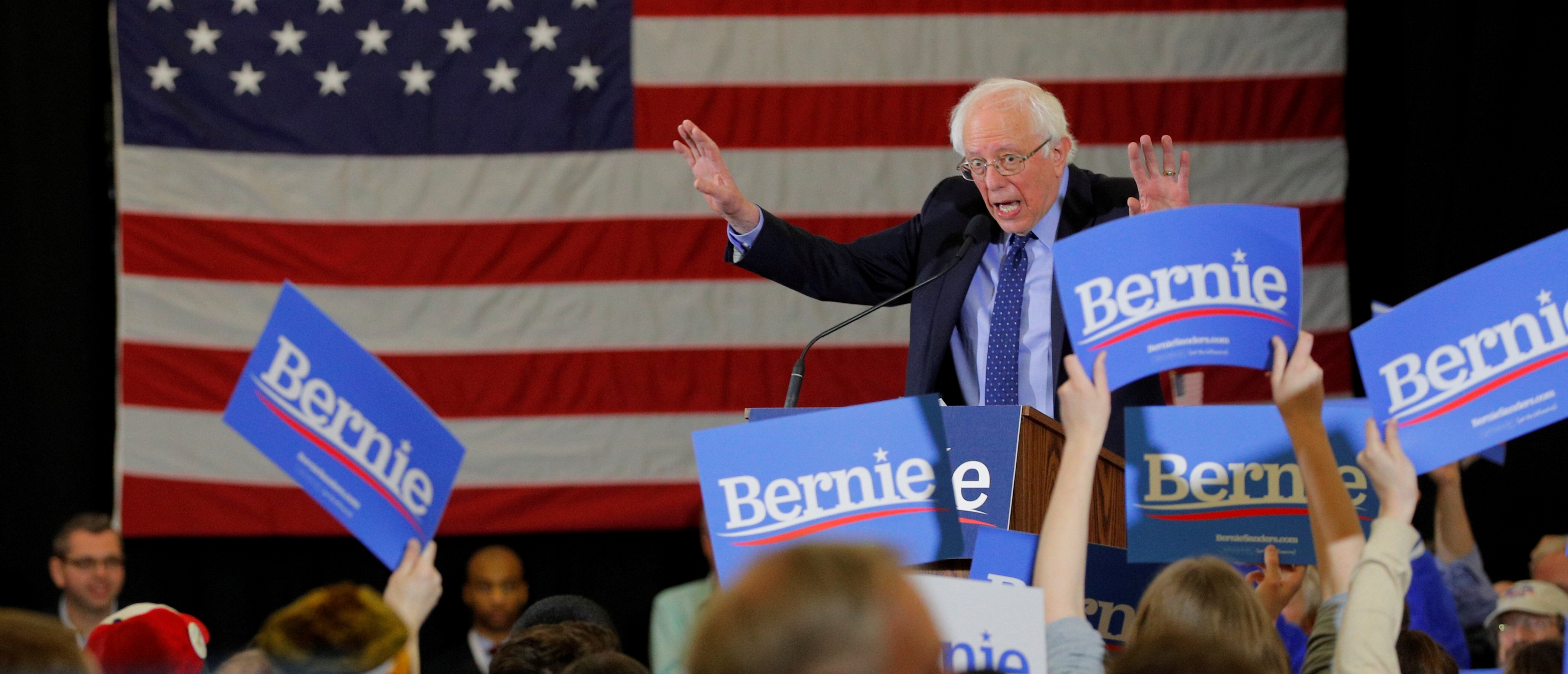 TITUS: Bernie Sanders — The Strong Commander In Chief We Need?
