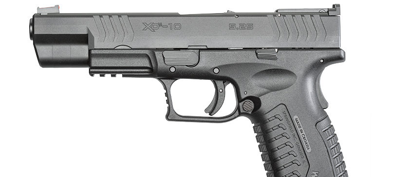 Gun Test: Springfield Armory XD(M) 5.25″ 10mm