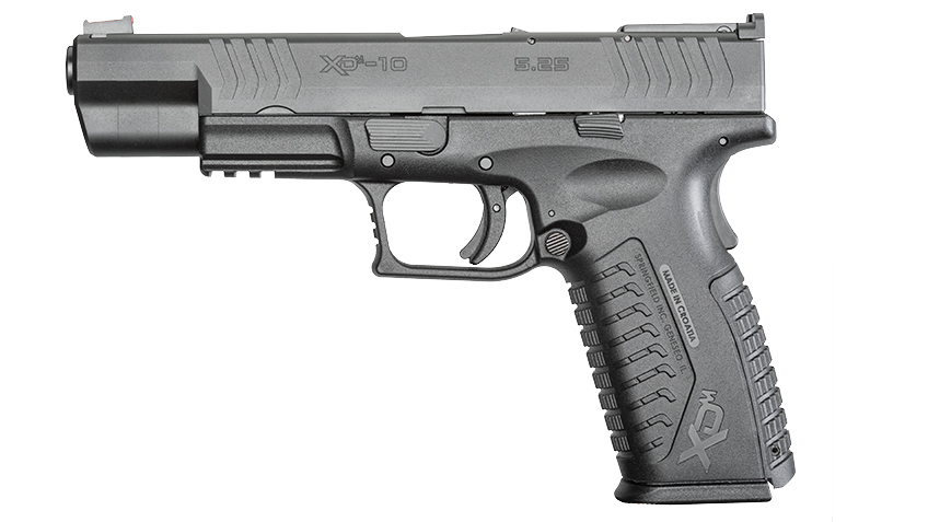 Gun Test: Springfield Armory XD(M) 5 25″ 10mm   The Daily Caller