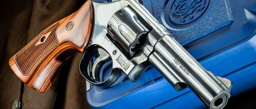 Gun Test Smith Wesson Model 19 Classic Revolver The Daily Caller