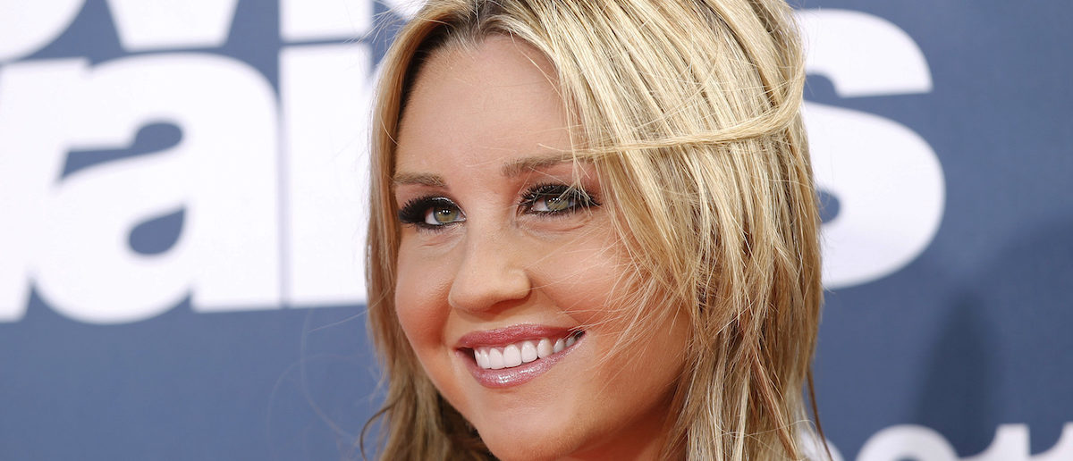 a08c350194 Actress Amanda Bynes arrives at the 2011 MTV Movie Awards in Los Angeles in  this file