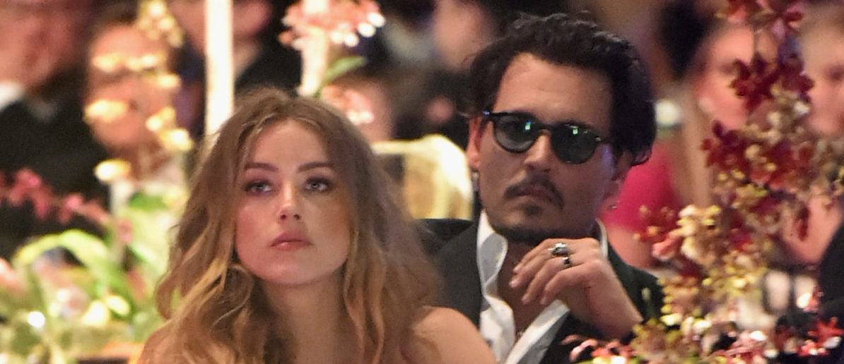 Johnny Depp Claims He's Tried 'Every Drug Known To Man,' But Denies Being A 'Wife Beater'