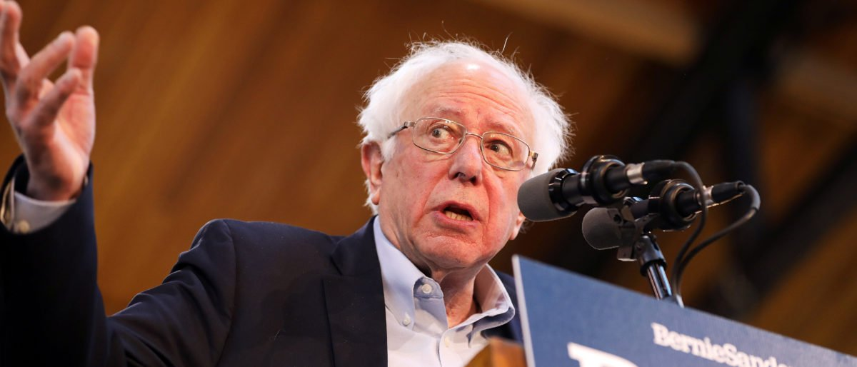 Bernie Sanders Pledges To Ban 'Fracking' If Elected President In 2020