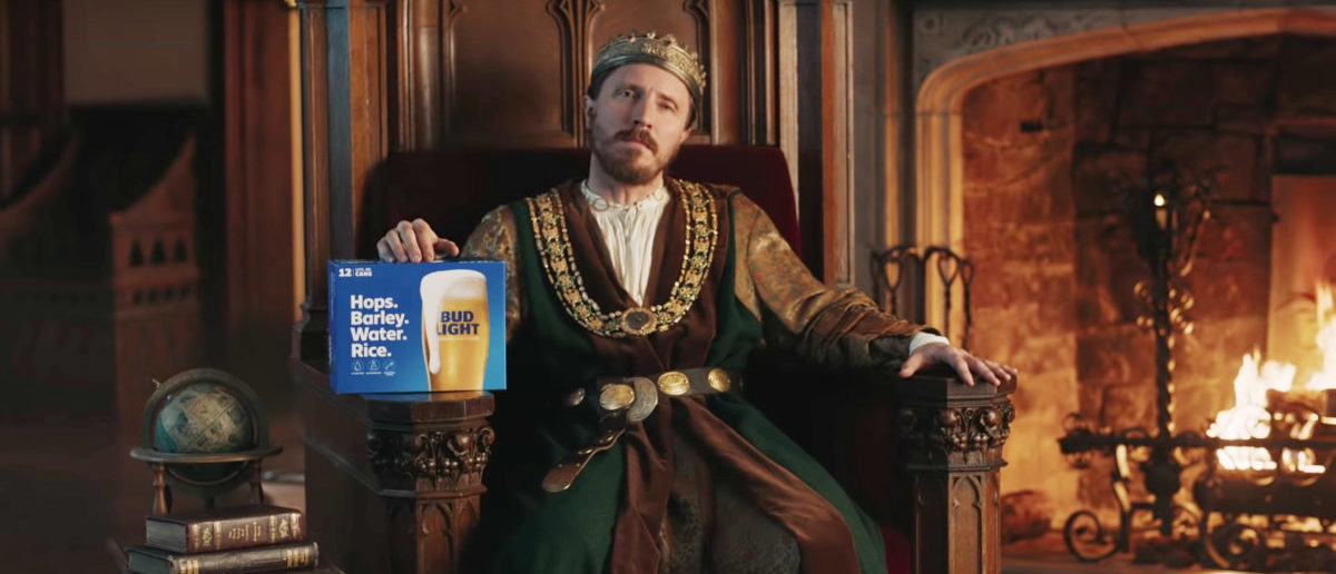 Bud Light Releases New Ad Hitting Back At Miller Lite The