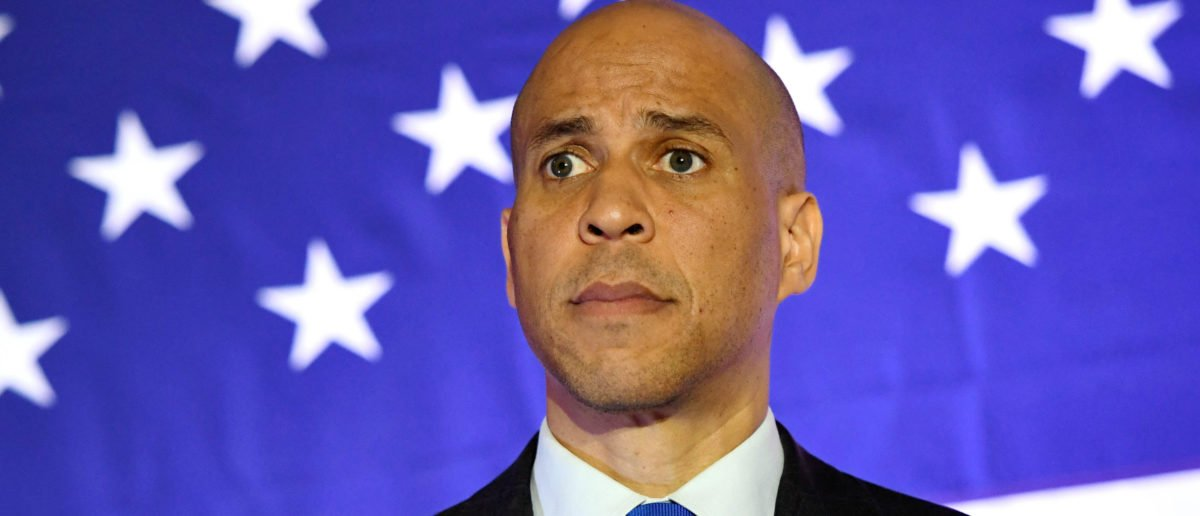 Democratic Presidential Candidate Sen. Cory Booker Holds Campaign Event In Las Vegas Ethan Miller/Getty Images
