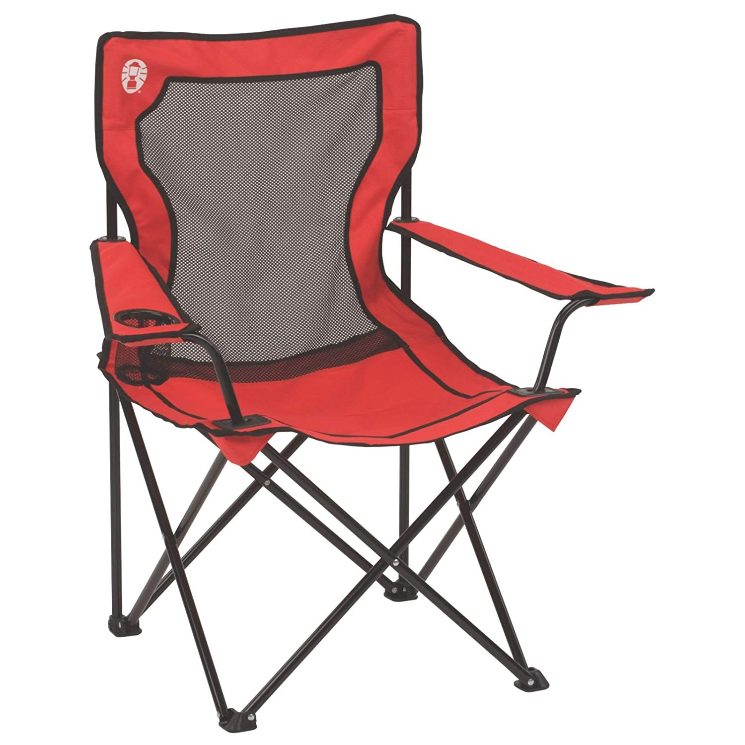 These foldable chairs and comfy and affordable (Photo via Amazon)