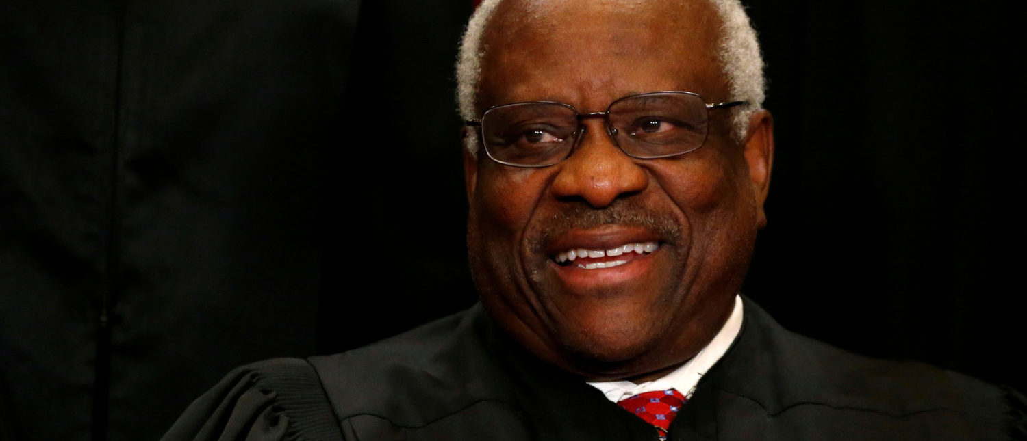 PAOLETTA: Amazon Should Have To Explain Why It Continues To Cancel Clarence Thomas Documentary