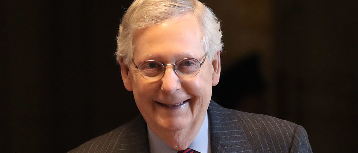Mitch McConnell Poised To Vote On Green New Deal: 'I Could Not Be More Glad'