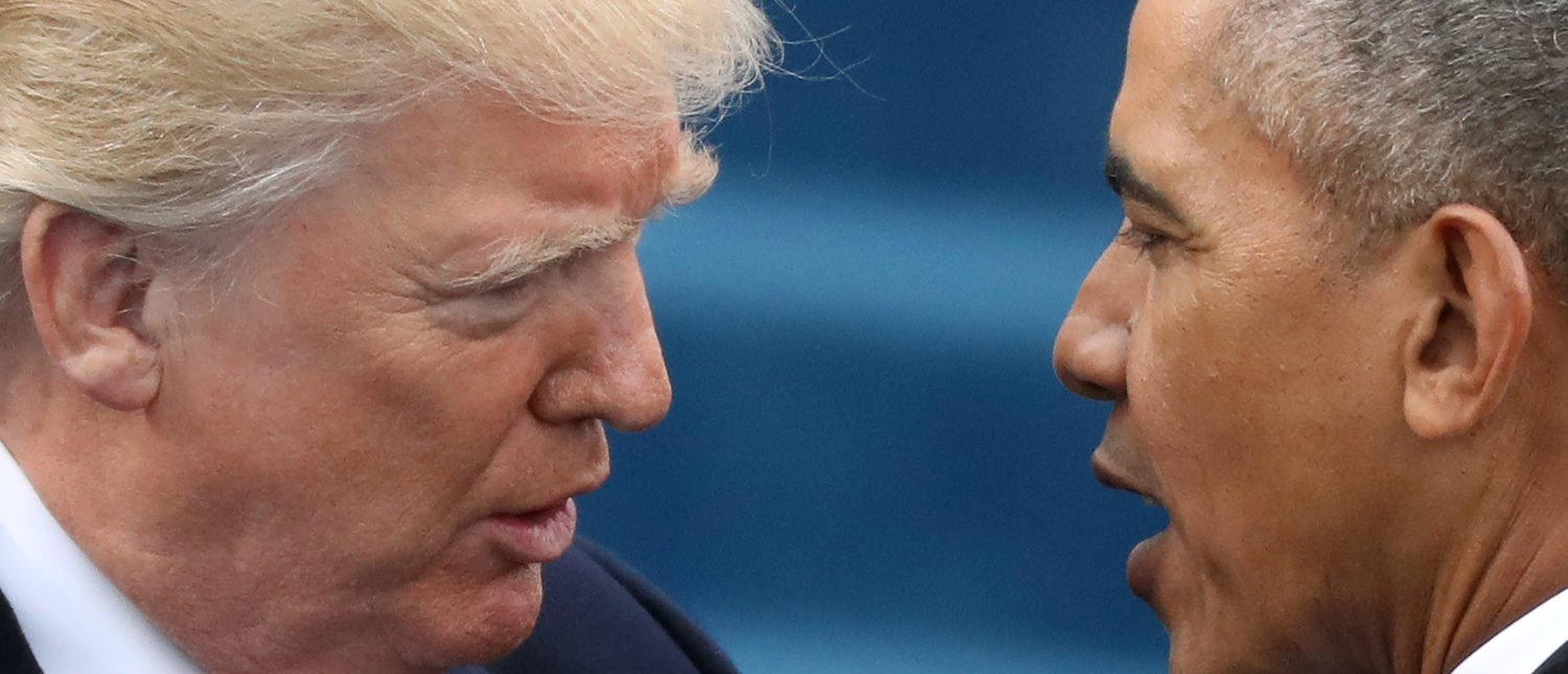 Obama Reportedly Called Trump A 'Fascist' During A 2016 Phone Call