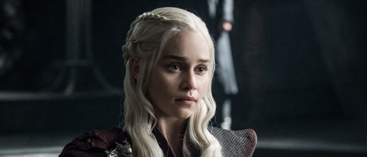 Emilia Clarke Discusses Final Season Of 'Game Of Thrones,' Reveals She 'Broke Down' When Filming Ending