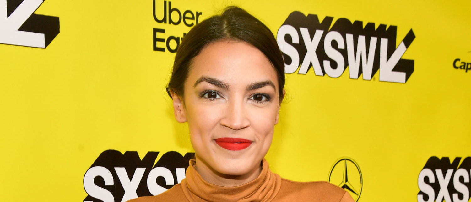 "AUSTIN, TEXAS - MARCH 10: Alexandria Ocasio-Cortez attends the ""Knock Down The House"" Premiere 2019 SXSW Conference and Festivals at Paramount Theatre on March 10, 2019 in Austin, Texas. (Photo by Matt Winkelmeyer/Getty Images for SXSW)"