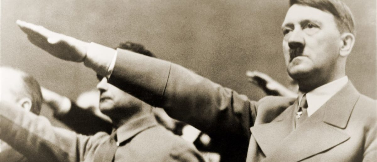 "A teacher is under fire after saying Hitler was a ""good leader."" SHUTTERSTOCK/ Everett Historical"