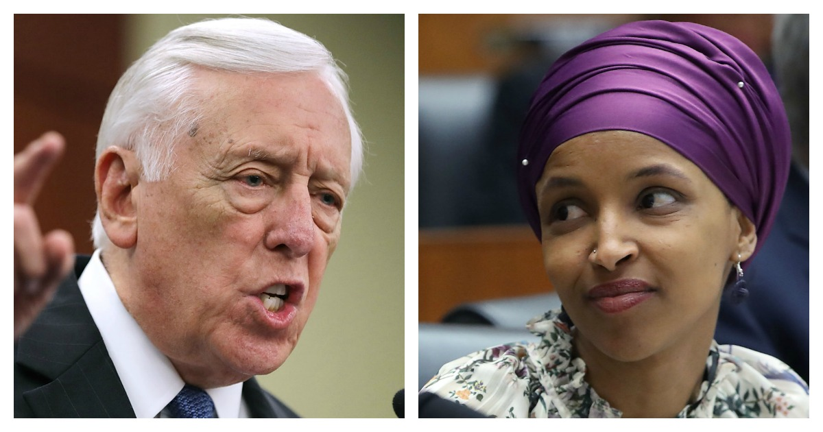 Top Ranking Democrat Slams Ilhan Omar During AIPAC Speech: 'I Stand With Israel, Proudly And Unapologetically'