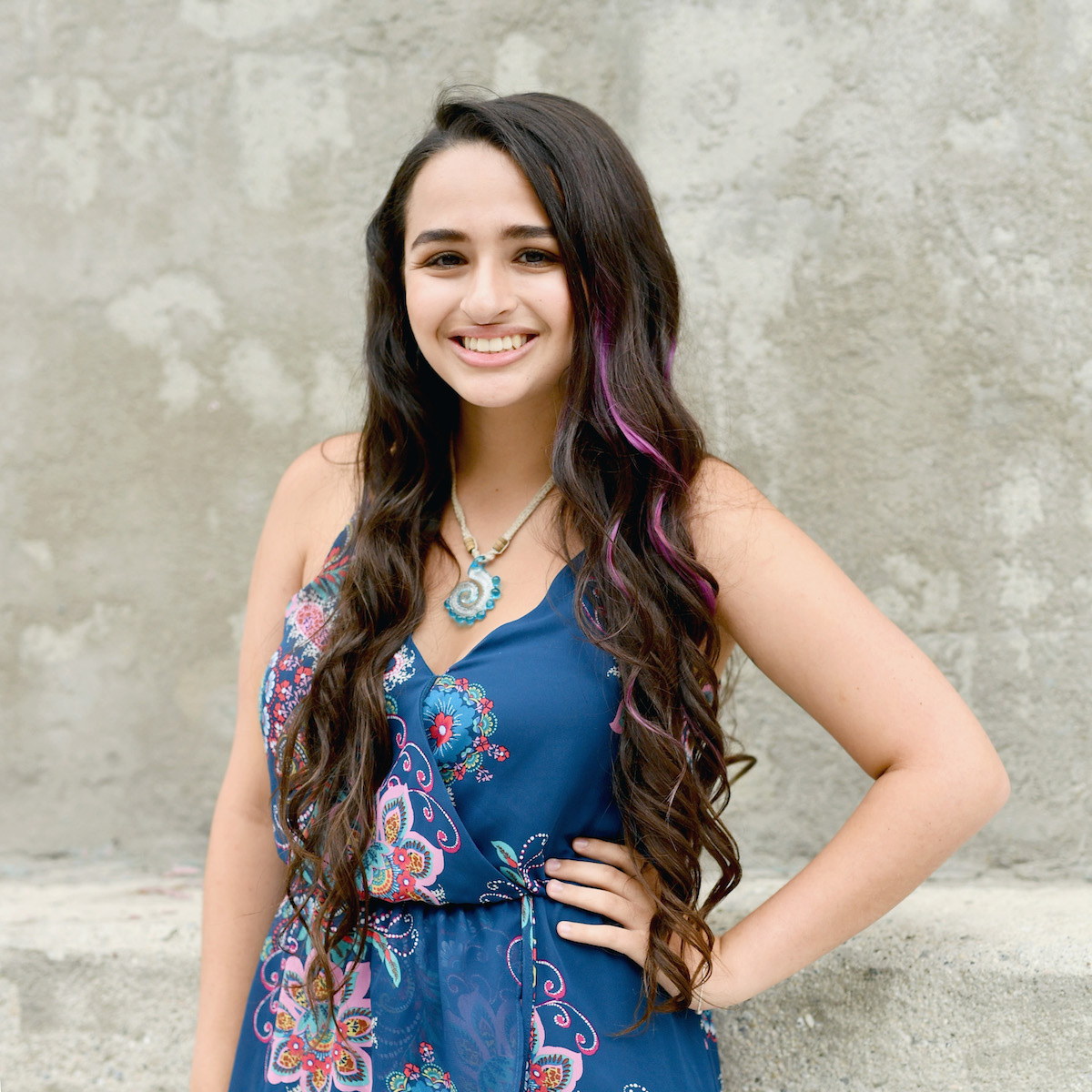 "Jazz Jennings attends Dove's Launch of ""Girl Collective"" - The First Ever Dove Self-Esteem Project Mega-Event on October 6, 2018 in Los Angeles, California. (Photo by Emma McIntyre/Getty Images for Unilever/Dove)"