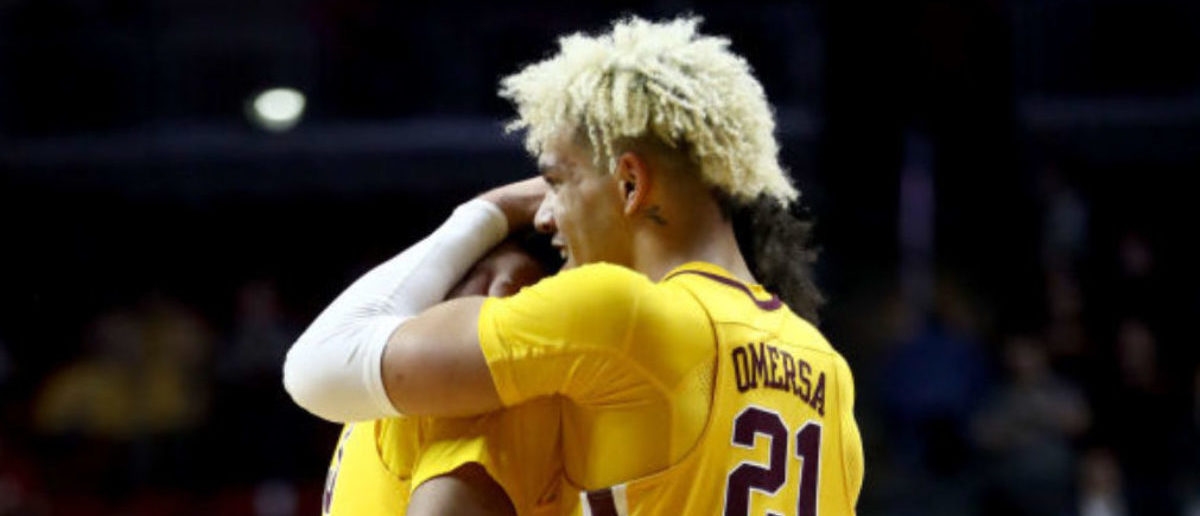 Crowd Gives Minnesota Star Jordan Murphy Standing Ovation After Losing To Michigan State