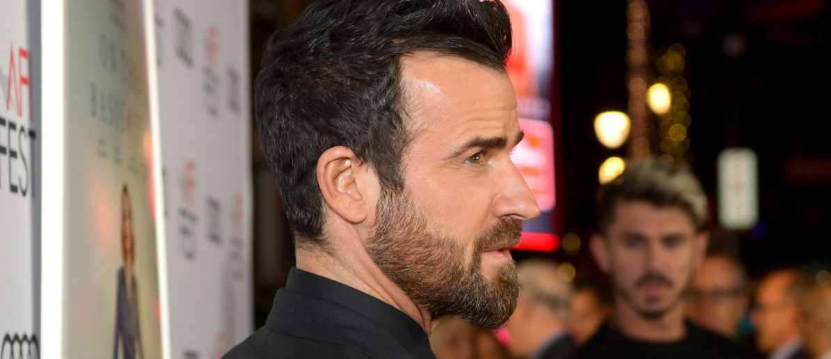Justin Theroux Is Still Fighting With His Neighbor