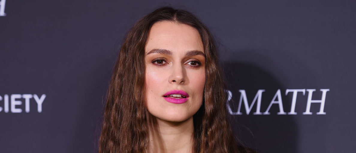 Keira Knightley Turns 34 Years Old | The Daily Caller