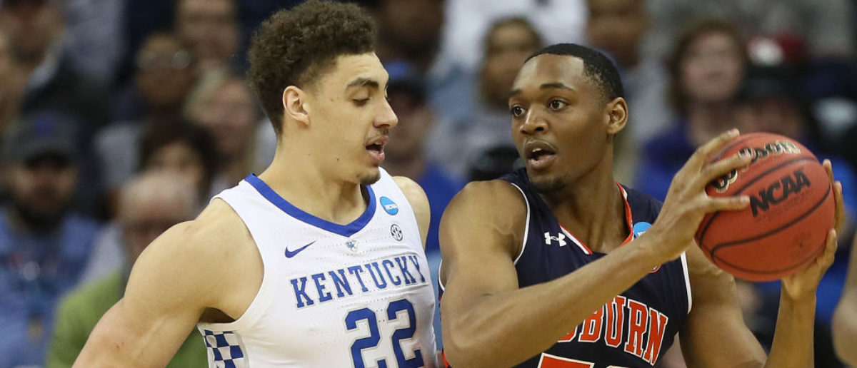 Kentucky Basketball Outlasts Auburn 5 Things To Know: Auburn Advances To First Final Four In School History