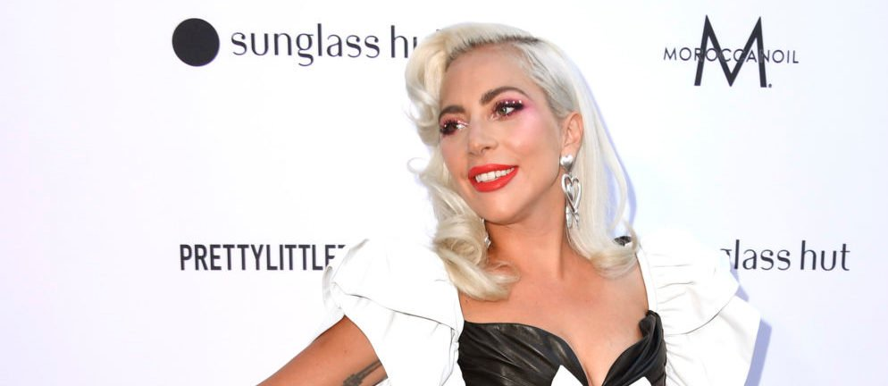 Lady Gaga attends the Daily Front Row's 5th Annual Fashion Los Angeles Awards at Beverly Hills Hotel on March 17, 2019 in Beverly Hills, California. (Photo by Frazer Harrison/Getty Images)