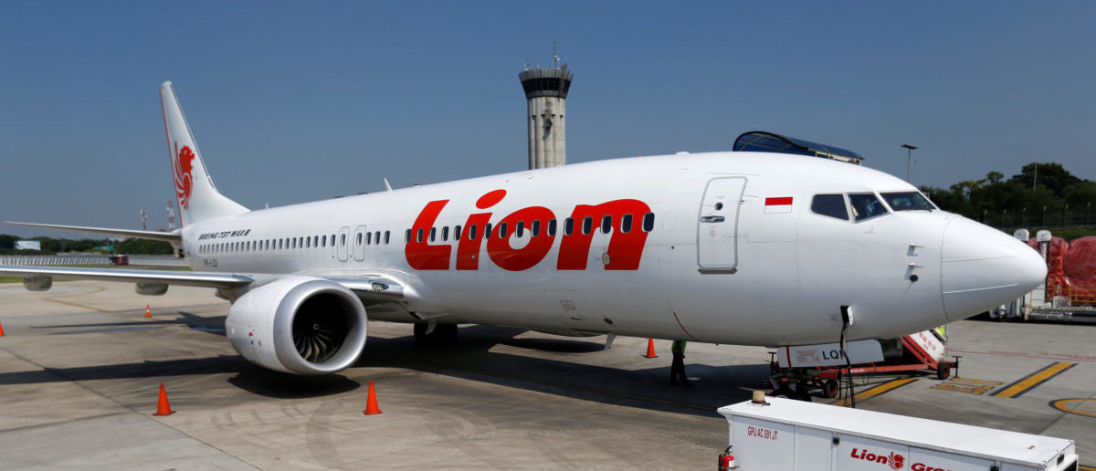 Lion Air's Boeing 737 Max 8 airplane is parked on the tarmac of Soekarno Hatta International airport near Jakarta, Indonesia, March 15, 2019. REUTERS/Willy Kurniawan