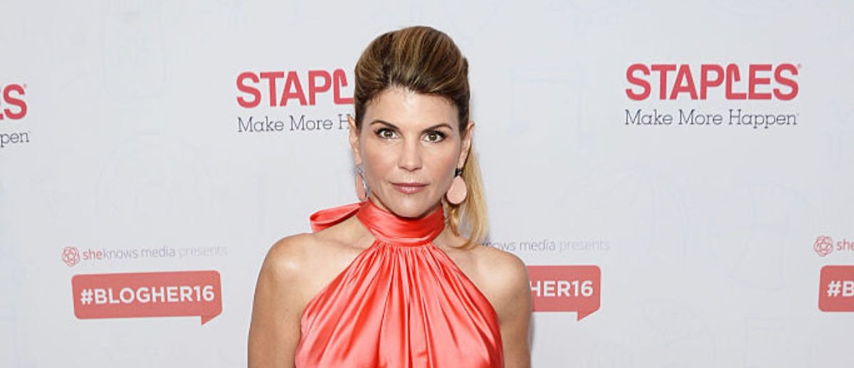 LOS ANGELES, CA - AUGUST 05: Actress Lori Loughlin attends the #StaplesLive 2016 at JW Marriott Los Angeles at L.A. LIVE on August 5, 2016 in Los Angeles, California. (Photo by Matt Winkelmeyer/Getty Images)