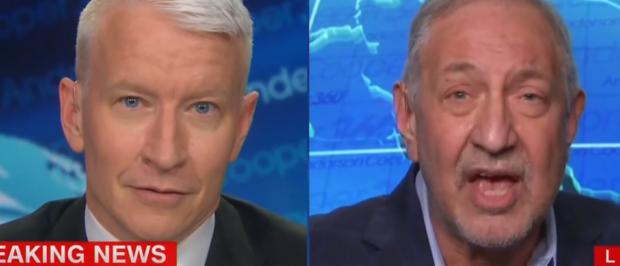 Mark Gergagos defends Jussie Smollett to Anderson Cooper (CNN screengrab)