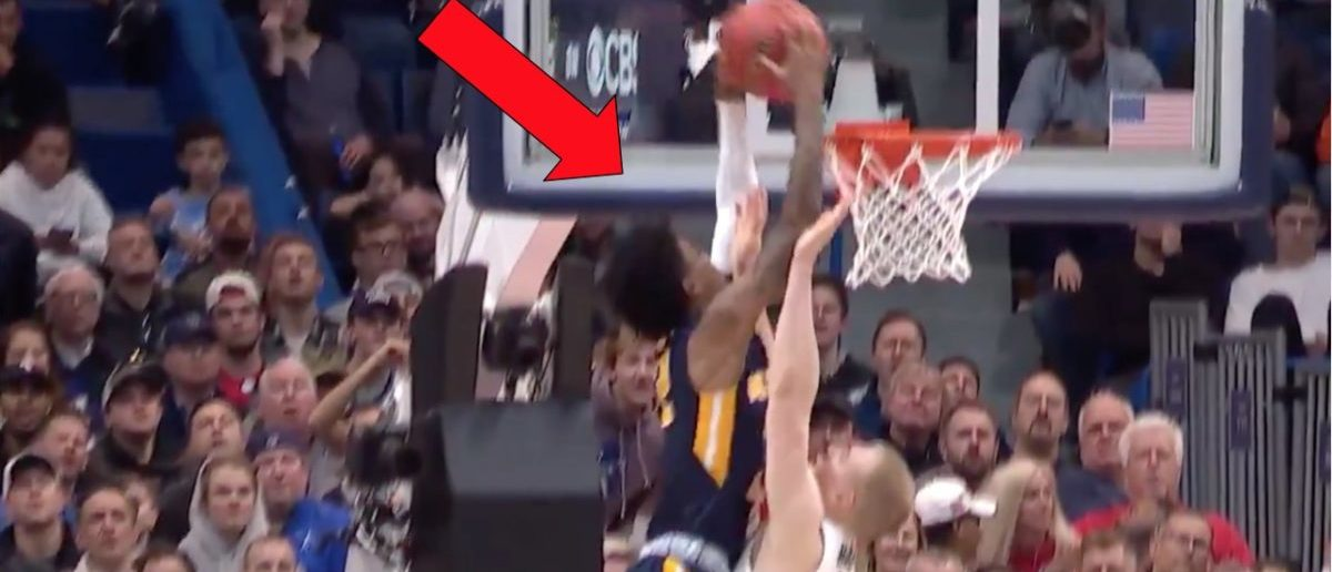 Murray State Star Ja Morant Throws Down Monster Dunk Against Marquette