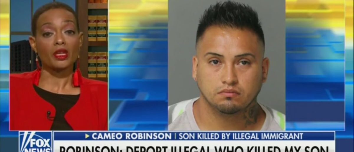 Mother Whose Son Was Killed By An Illegal Immigrant Demands Justice After Judge's Light Sentence