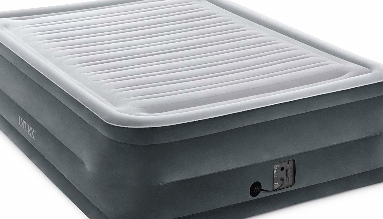 This Queen Size Air Mattress Is On Sale For Under $60 For A Limited Time