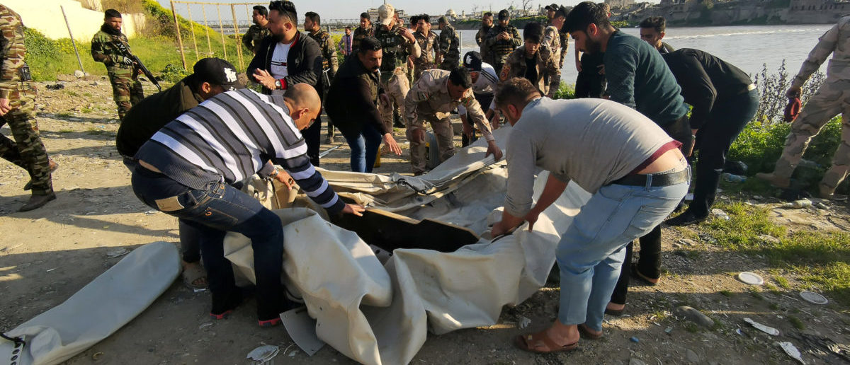 Death Toll Rises To 71 As Iraq Ferry Capsizes And Sinks