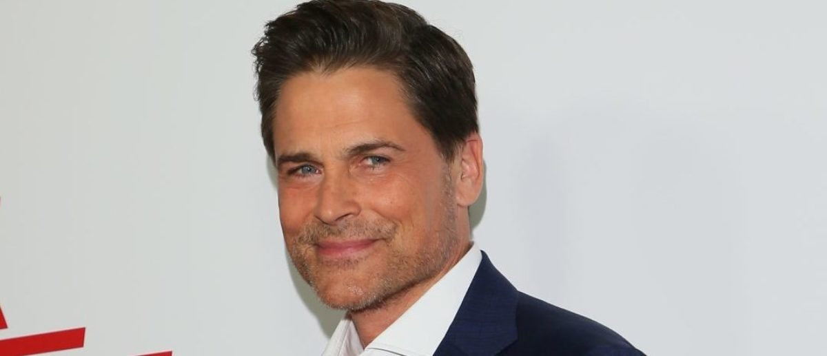 Rob Lowe attends the premiere of Fox Searchlight Pictures' 'Super Troopers 2' on April 11, 2018 in Los Angeles, California. (Photo by JB Lacroix/ Getty Images)