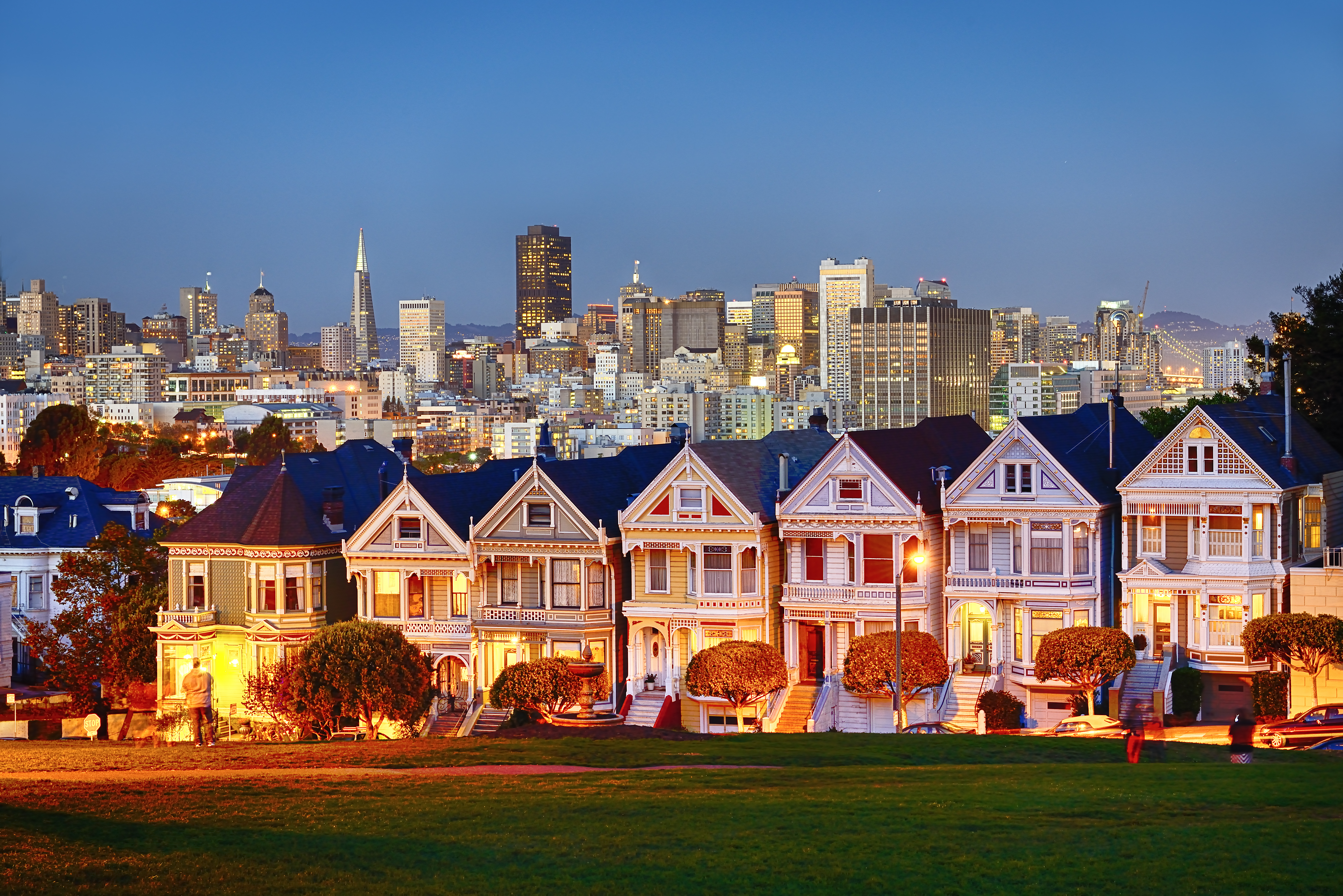 Pictured is San Francisco. SHUTTERSTOCK/ ventdusud
