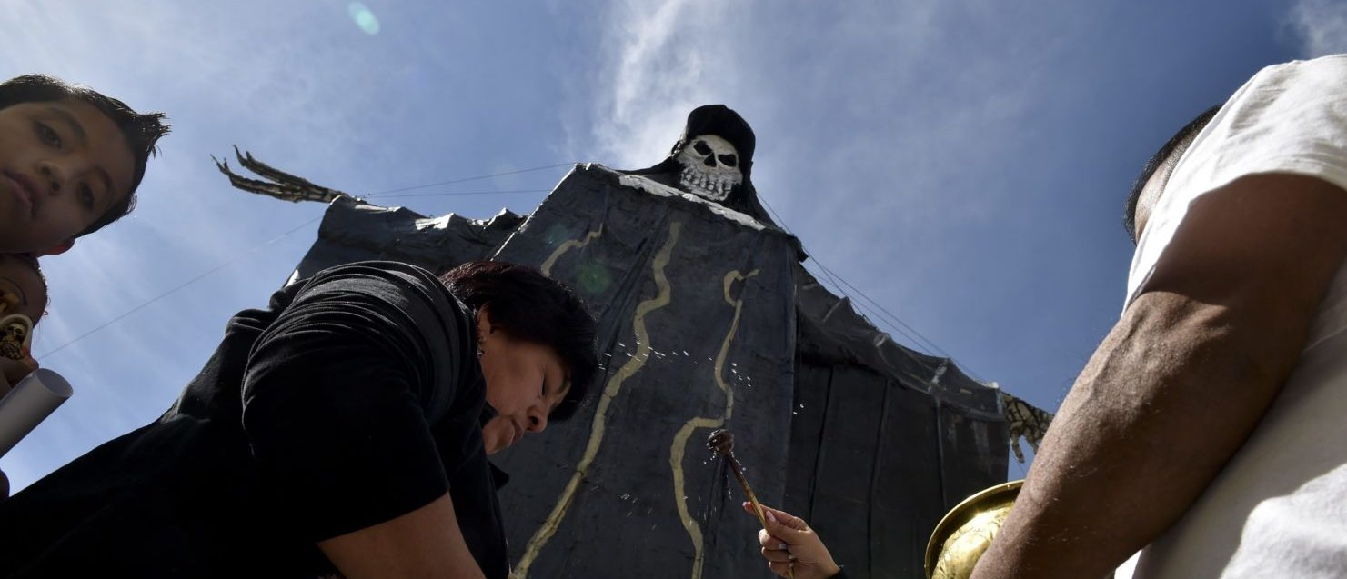Stop Worshiping 'Spiritually Dangerous' Our Lady Of Holy Death, Urges New Mexico Archbishop