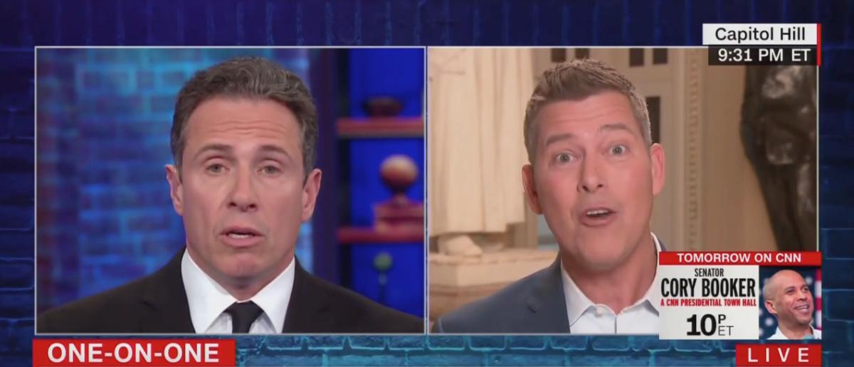 Chris Cuomo Interviews Sean Duffy (CNN Screenshot)