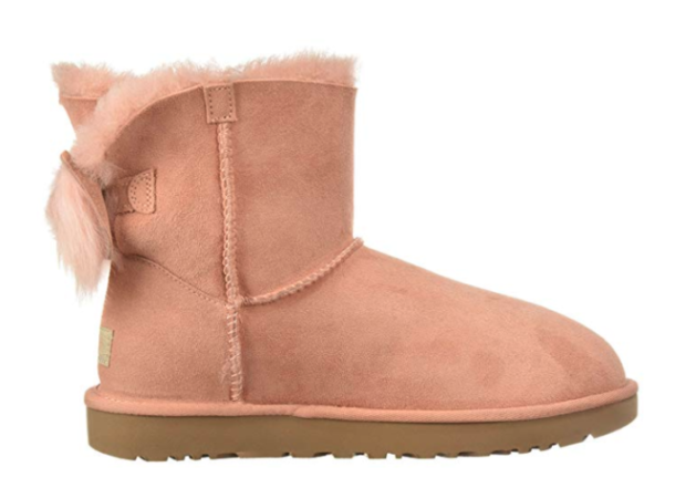 Shop various sizes and colors of UGG boots on sale now for a limited time (Photo via Amazon)