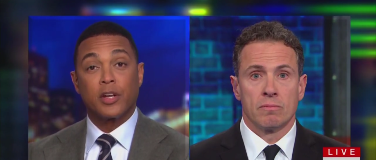 Chris Cuomo talked to Don Lemon about how to interview Republicans CNN Screenshot