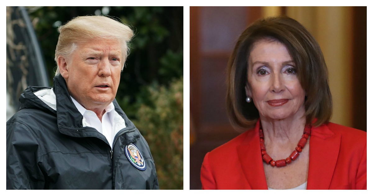 Nancy Pelosi Doesn't Want To Impeach Trump: He's 'Not Worth It'
