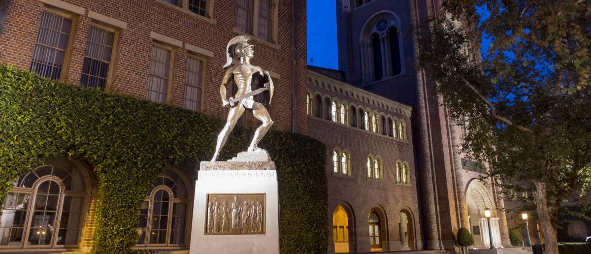 Carol Folt was named President of USC. SHUTTERSTOCK/ Kit Leong