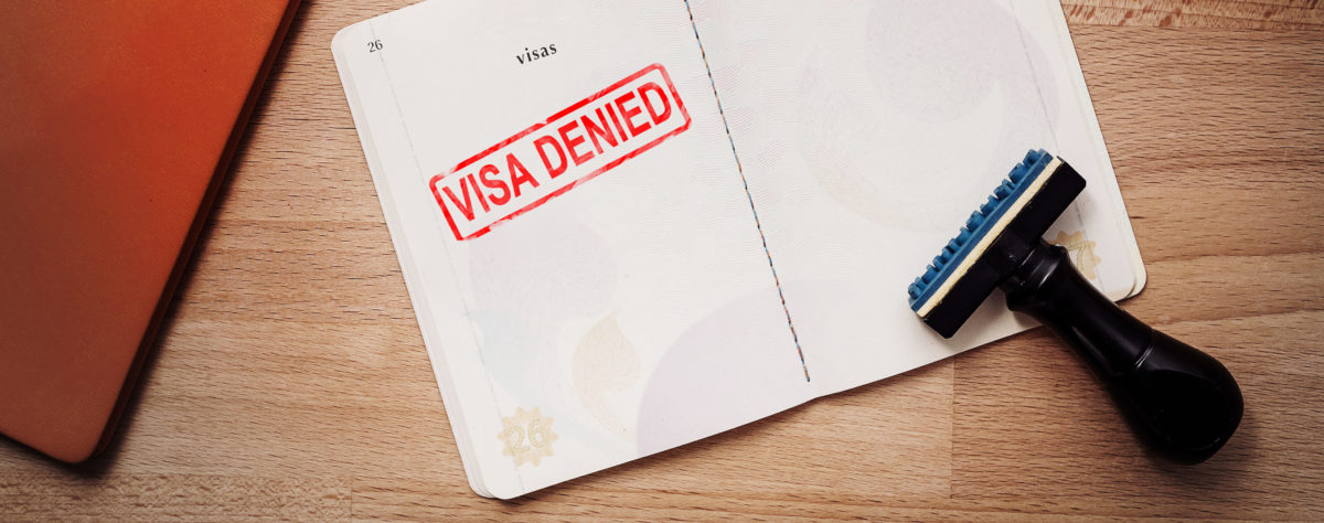 A Rising Number Of Visa Applications To The US Are Getting