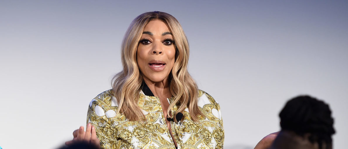Wendy Williams speaks onstage at Vulture Festival Presented By AT&T: ASK WENDY WILLIAMS at Milk Studios on May 19, 2018 in New York City. (Photo by Ilya S. Savenok/Getty Images for Vulture Festival)