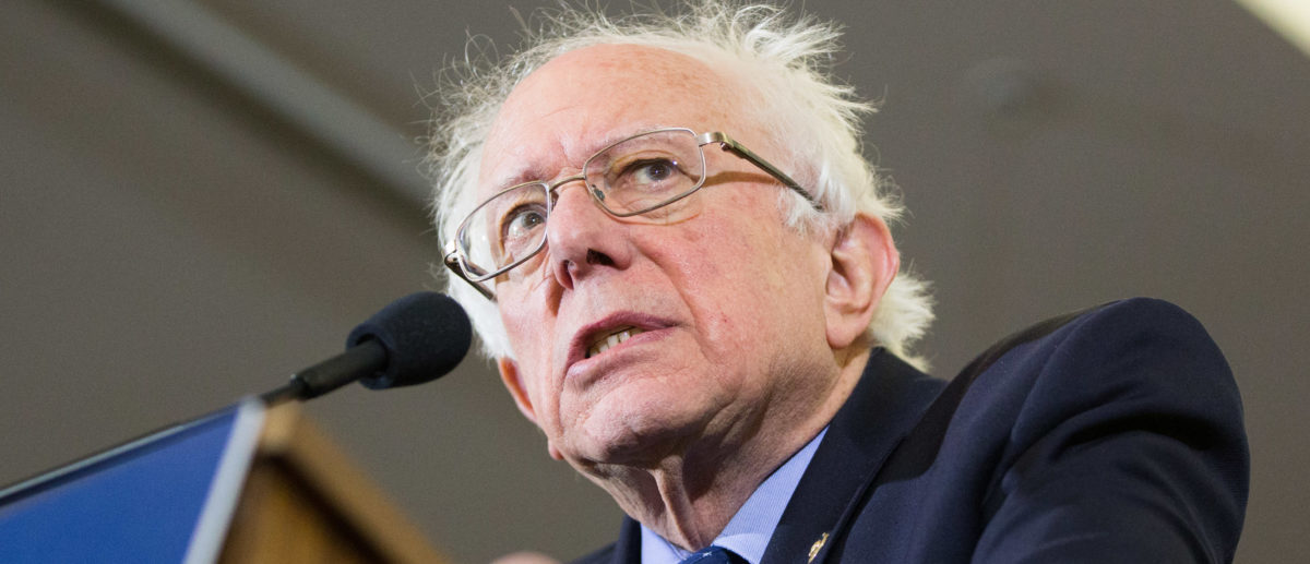 Bernie Sanders Holds First Campaign Event In NH For Second Presidential Bid Scott Eisen/Getty Images