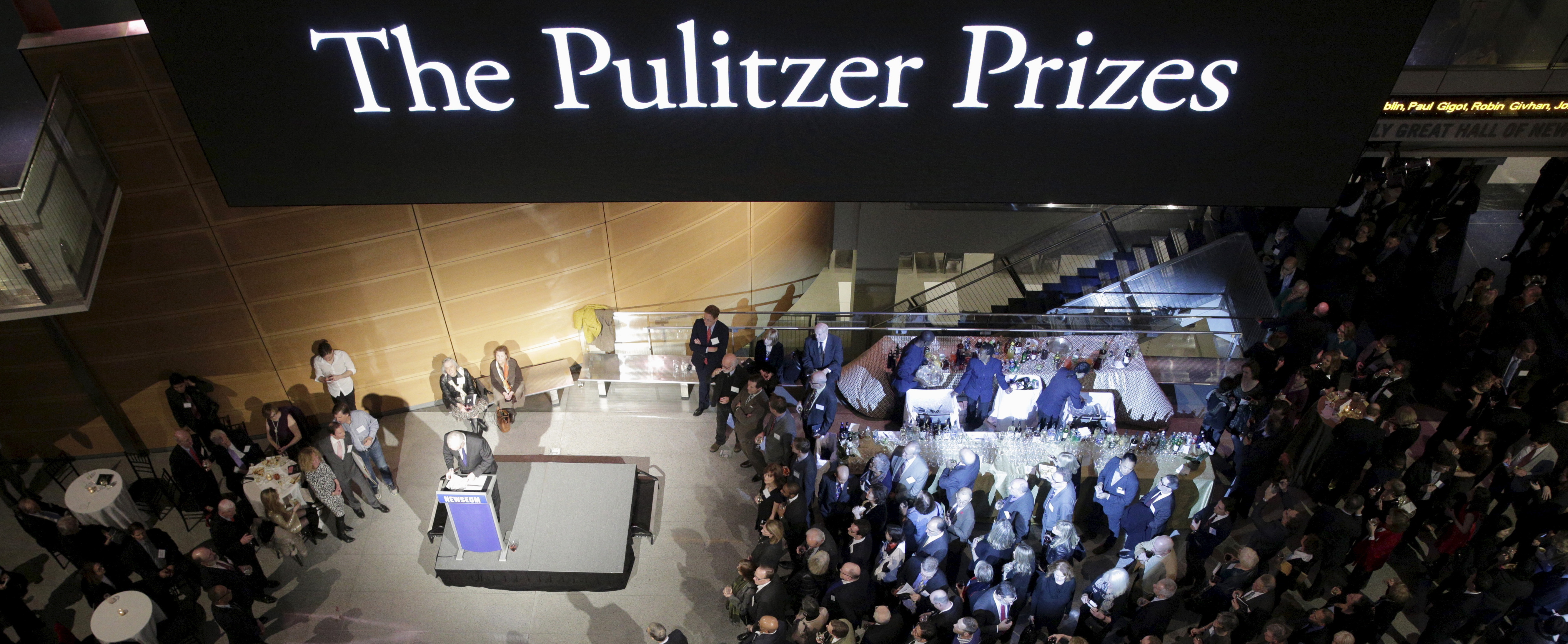 Flashback: WaPo, NYT Awarded Pulitzer Prizes For Trump-Russia Collusion Reports