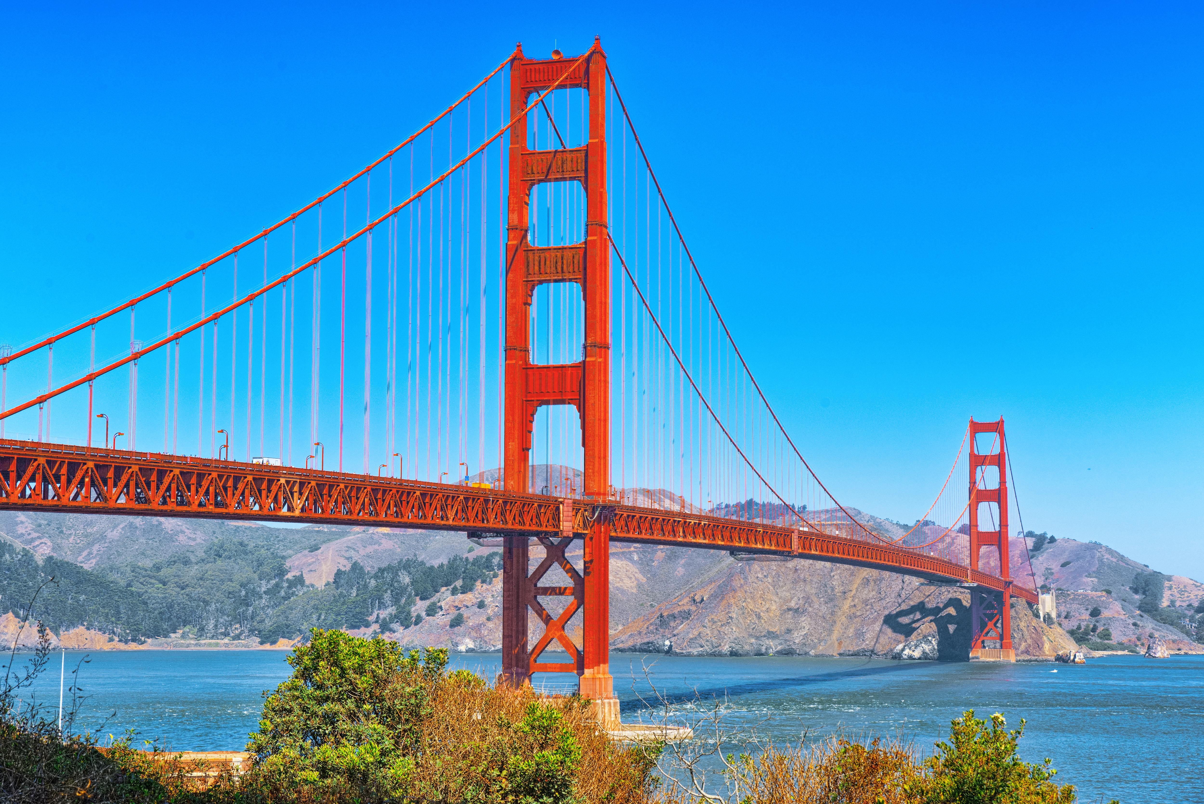 San Francisco (Brian Kinney/Shutterstock)