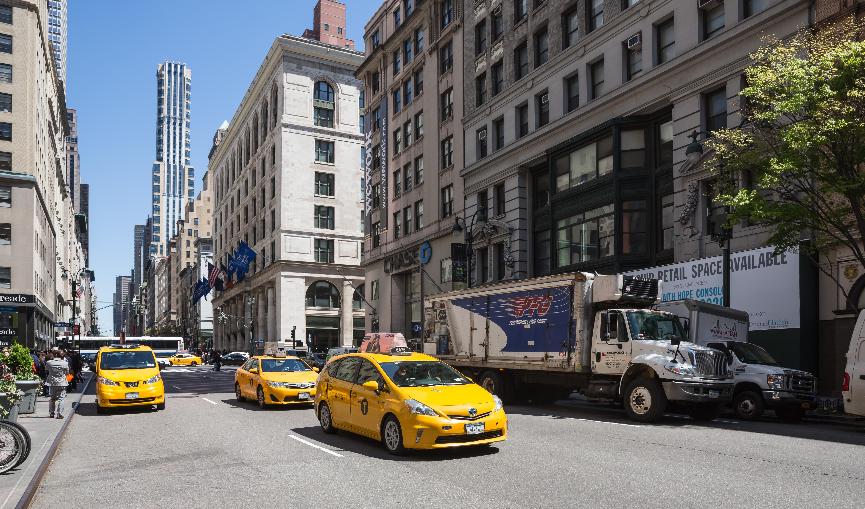 New York City (Drop of Light/Shutterstock)
