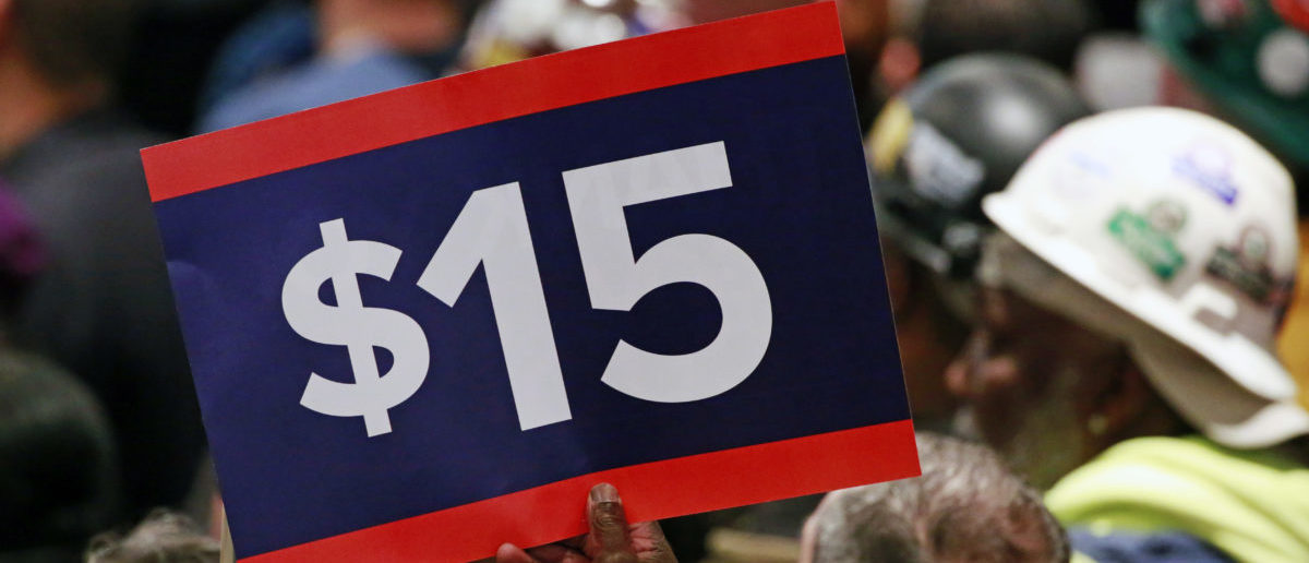 Minimum Wage Hikes Are Costing California Jobs, Study Says
