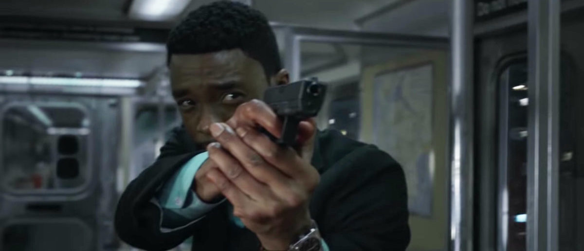 Watch Chadwick Boseman And Taylor Kitsch In The Trailer For The Cop Thriller '21 Bridges'