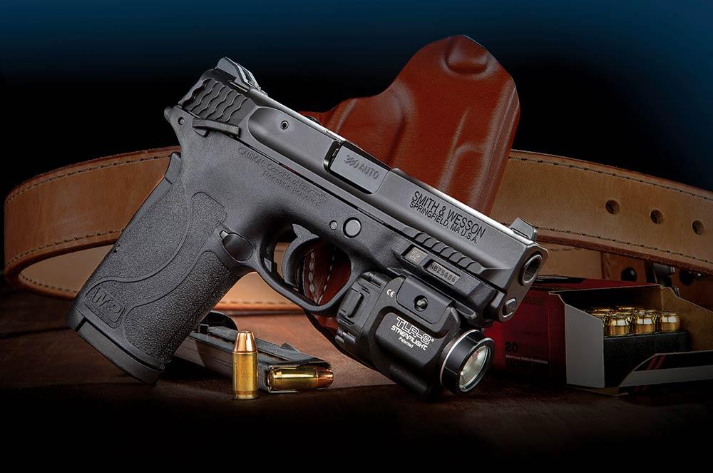 Gun Test: S&W M&P  380 SHIELD EZ   The Daily Caller