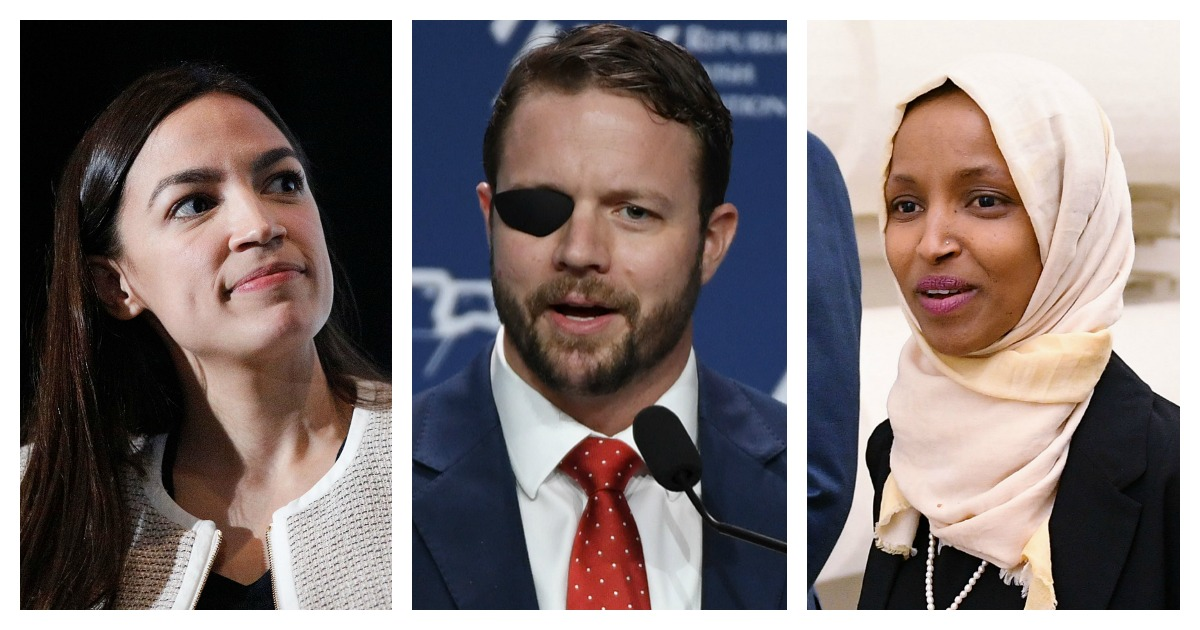 Dan Crenshaw Scolds Omar And Ocasio-Cortez For Their 'Dishonest Attack': 'I'm The Guy Who Went Overseas' After 9/11