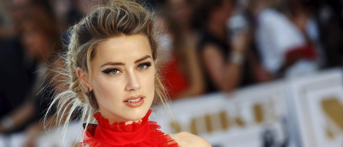 Amber Heard Calls Out Instagram's No-Nipple Policy With Another Revealing Shot